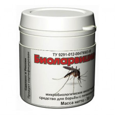 """Уничтожитель личинок комаров биологический """"Биоларвицид-30"""""""